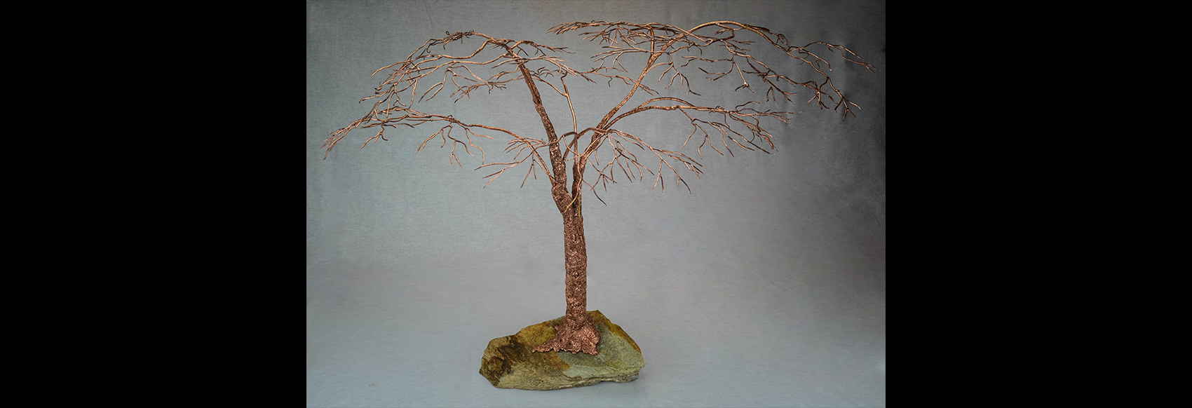 Fused Copper Tree
