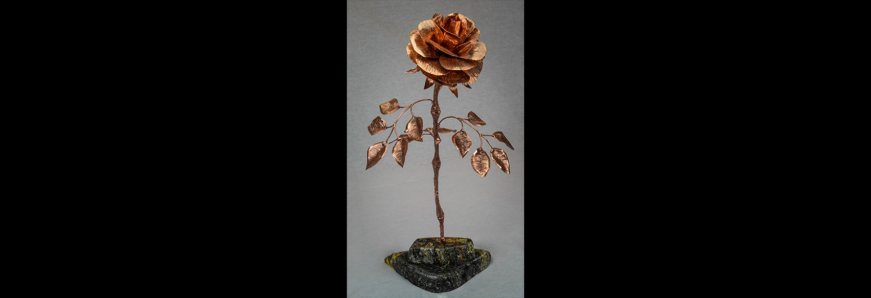 Fused Copper Tree Elenor
